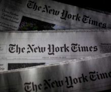 The New York Times decae en publicidad impresa y digital